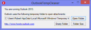 outlooktempcleaner